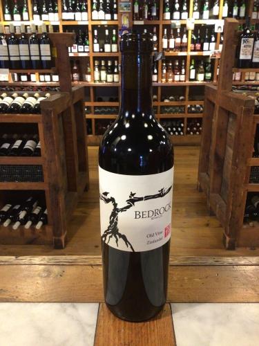 Bedrock Old Vine Zinfandel Sonom 2019
