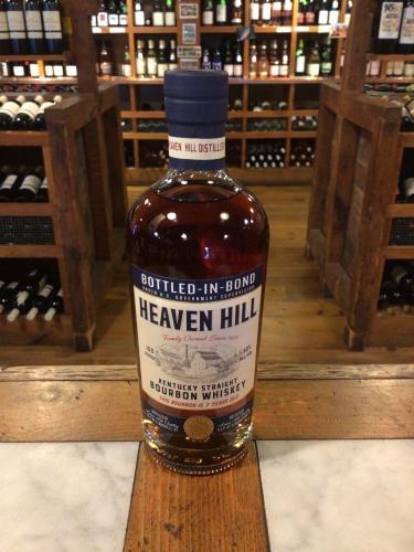 Heaven Hill Bottled in Bond nv