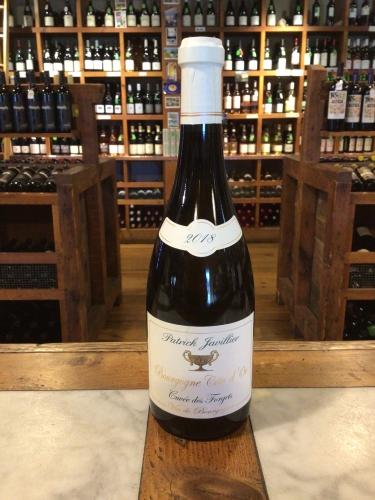 Patrick Javillier Bourgogne Blanc Cuvee des Forgets 2018