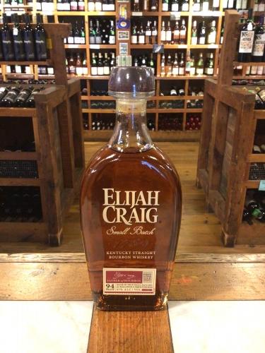 Elijah Craig Bourbon
