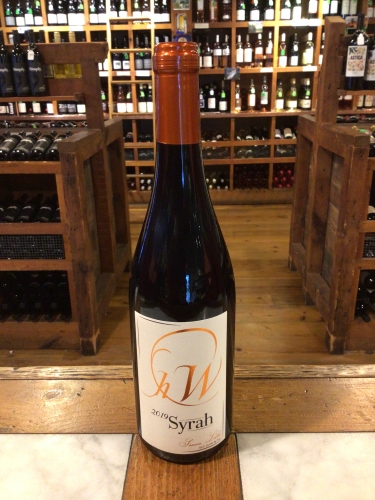 Hector Wine Company Syrah 2019