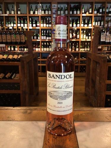 La Bastide Blanche Bandol Rose 2020