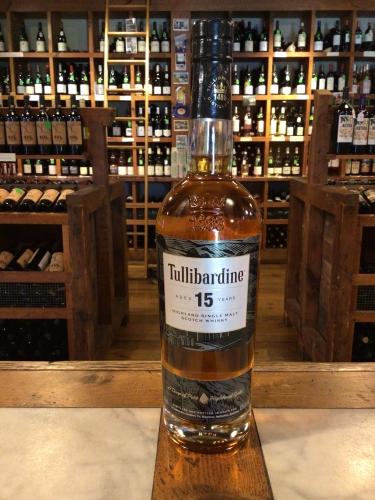 Tullibardine 15-year Scotch