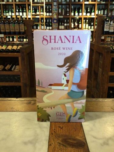 Shania Rosado 3L Box 2020