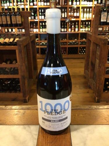 Mendoza The Pledge 1000 Malbec 2017