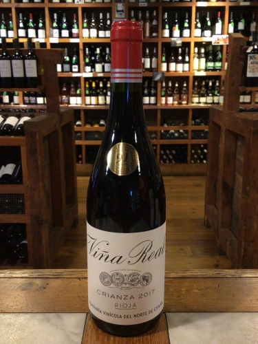 Cune Vina Real Rioja Crianza 2017