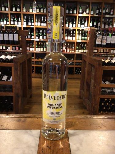 Belvedere Lemon & Basil Vodka