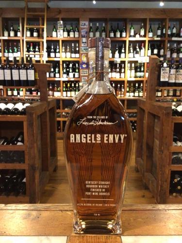 Angel's Envy Port Barrel Finish Bourbon