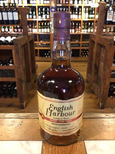 English Harbor Sherry Cask Rum