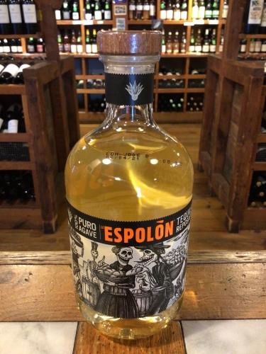Espolon Tequila Reposado nv
