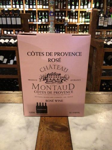 Chateau Montaud Provence Rose 2020