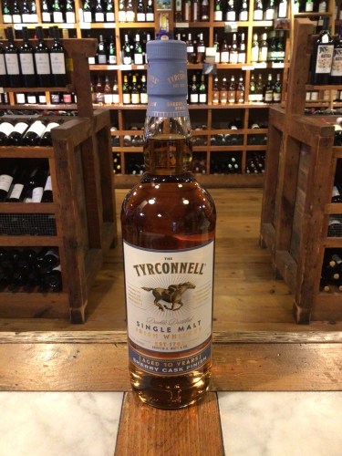Tyrconnell 10-yr Sherry Finish