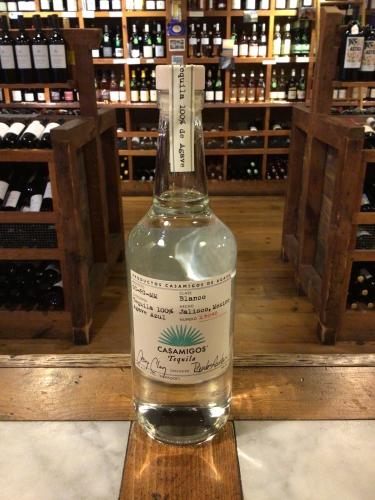 Casamigos Tequila Blanco 750 ml