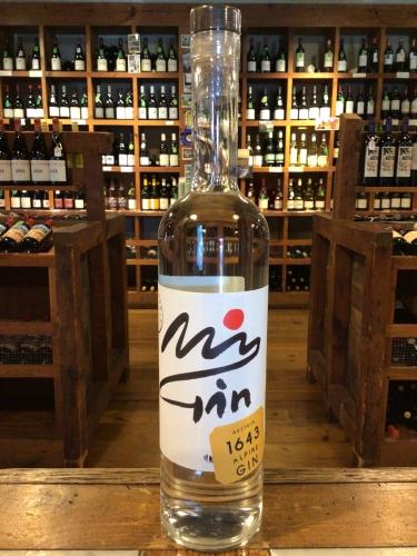 Liba Spirits Alpine Gin