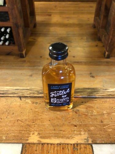 Fistful of Bourbon Mini 50ml