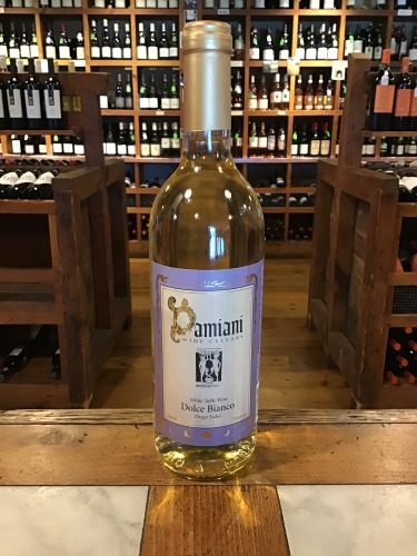 Damiani Wine Cellars Dolce Bianco