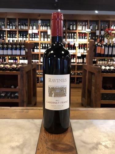 Ravines Wine Cellars Cabernet Franc 2016