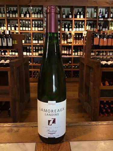 Lamoreaux Landing Wine Cellars Dry Riesling 2016