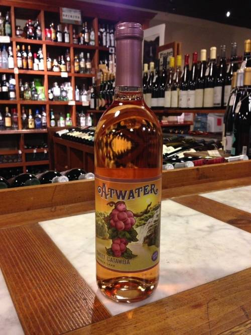 Atwater Estate Vineyards Sweet Catawba
