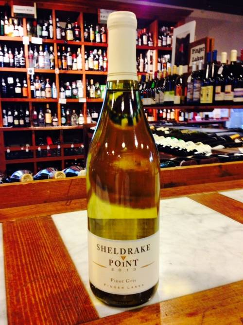 Sheldrake Point Pinot Gris 2016