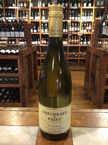 Sheldrake Point Pinot Gris 2016