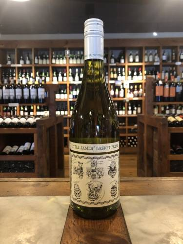 Saint Cosme Little James' Basket Press White 2017