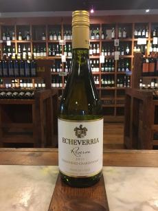 Viña Echeverría Unwooded Chardonnay Reserva 2017