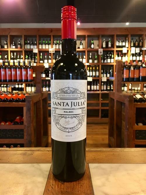 Santa Julia Malbec Plus 2017