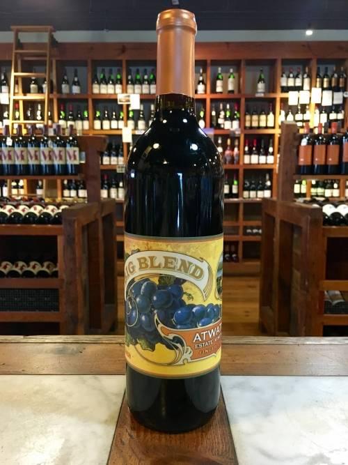 Atwater Estate Vineyards Big Blend 2016