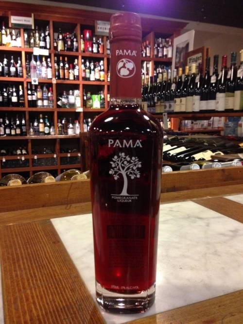 PAMA Pomegranate Liqueur 375 ml