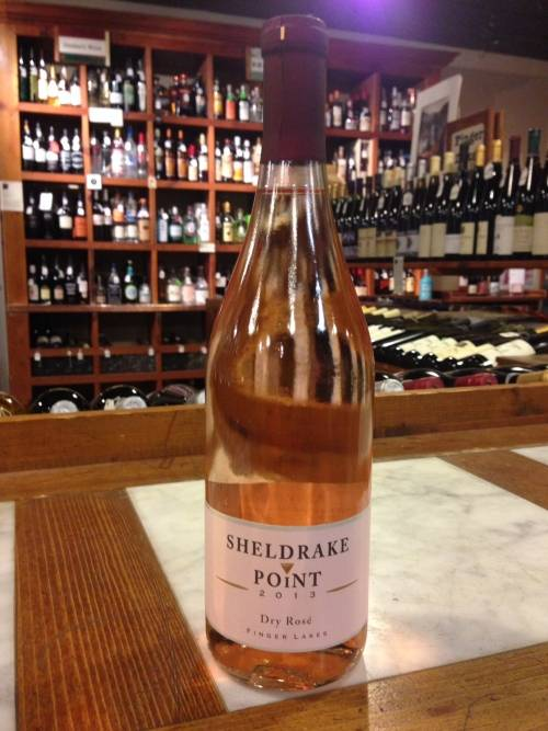 Sheldrake Point Dry Rose 2017