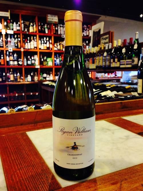 Ryan William Vineyard Chardonnay 2014